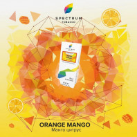 Табак для кальяна Spectrum - Orange Mango (Апельсин манго) 100г