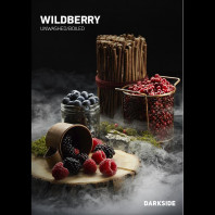 Табак для кальяна Darkside CORE (MEDIUM) - Wildberry (Лесные ягоды) 30г