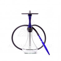 Кальян Alpha Hookah X - Dark Blue (Без колбы)