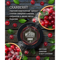 Табак для кальяна Must Have Cranberry (Клюква) 125г