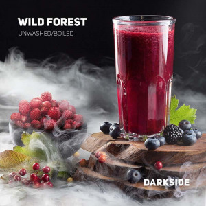 Табак для кальяна Darkside MEDIUM  - Wild Forest (Земляника) 250г